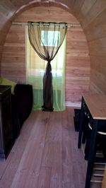 cabane intérieur