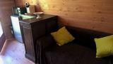 cabane intérieur détente