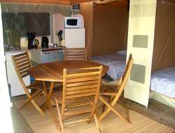 intérieur bungalow caraïbe
