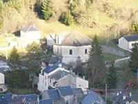 temple octogonal de Meyrueis